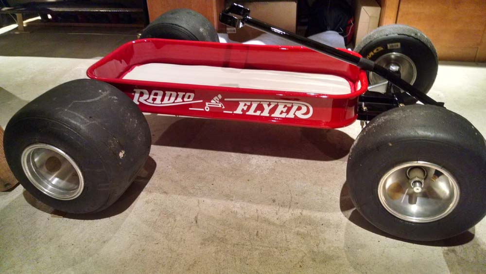 TRICKED OUT Radio Dragster! For Kevin's Nephew in OH