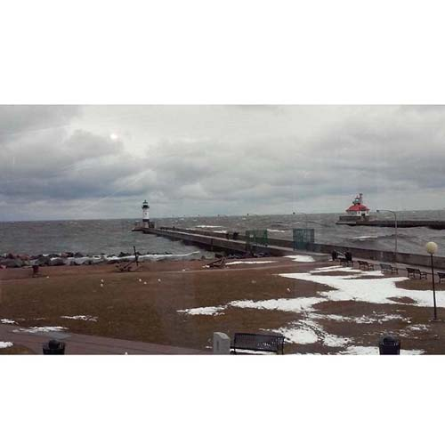Choppy Day on Lake Superior